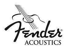 Fender Acoustic Guitar logo