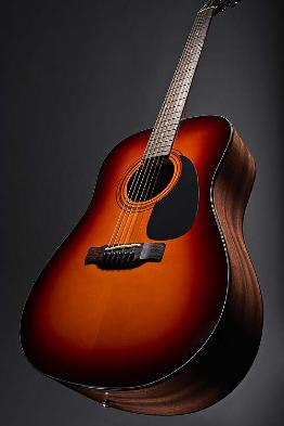 Fender CD 60 Sunburst Acoustic Guitar